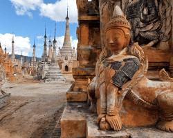 Indein, Mjanmarsko