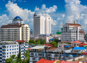 Súčasný Rangún, Mjanmarsko
